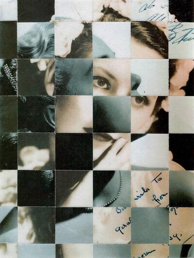 Samin Ahmadzadeh, '10,000 Faces III', 2017