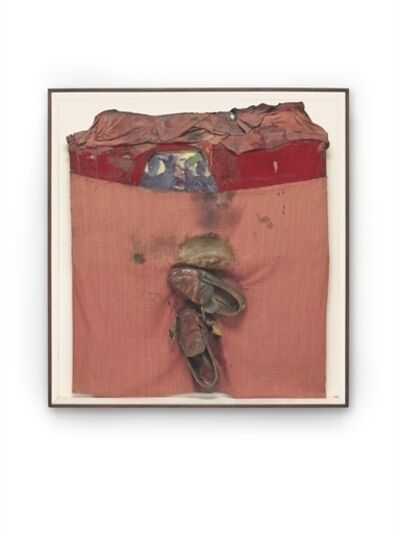 Jim Dine, 'Shoes Walking on My Brain'