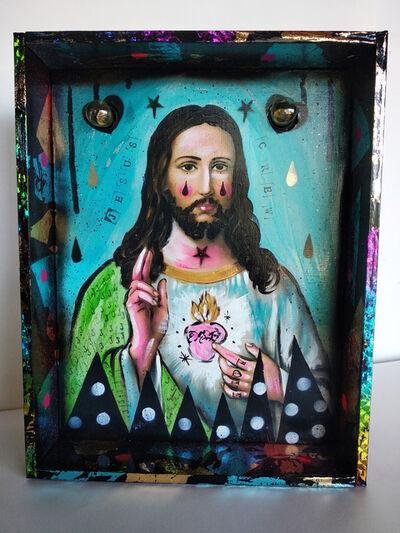 Stella Tasca, 'Jesus the  King', 2018