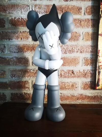KAWS, 'Astro Boy (Grey)', 2012