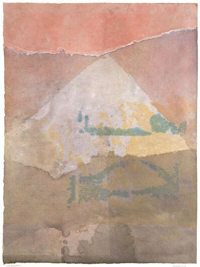 Lee Hall, 'LOST MOUNTAIN', 1976