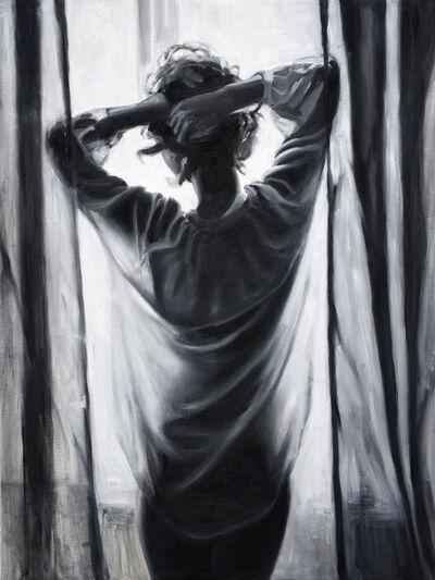 Angel Peychinov, 'The window', 2019