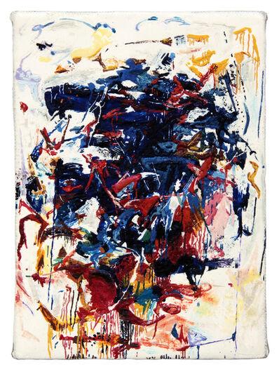 Chambliss Giobbi, 'Rorschach (after Joan Mitchell)', 2020