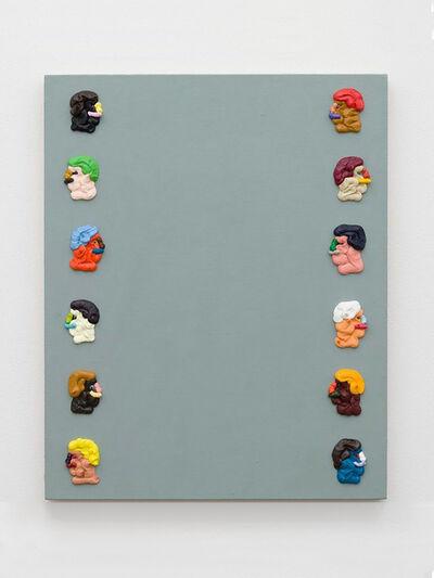Adam Beris, 'Columns', 2020