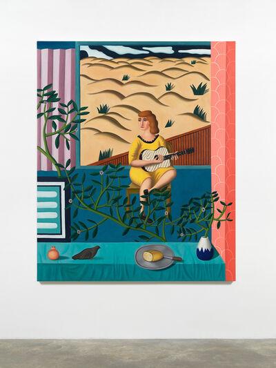 Jonathan Gardner, 'Desert Wind', 2018