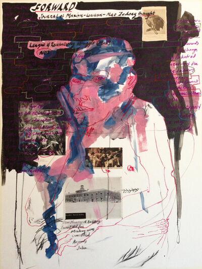 Kudzanai Chiurai, 'Untitled VI (Marxism - Leninism - Mao Zedong thought)', 2018