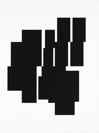 Attila Kovács, 'Koordination pp3-7-1975', 1985