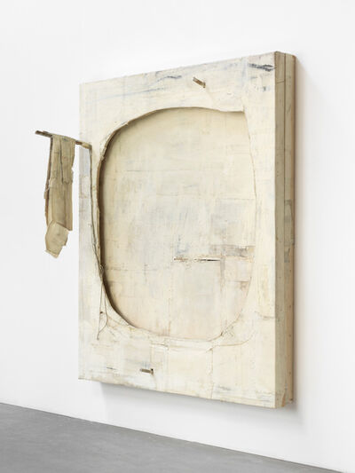 Lawrence Carroll, 'Untitled (cut out and stacked painting)', 2006-2017