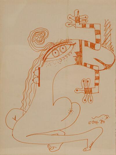 Walter Battiss, 'Homage to Picasso I', 1980
