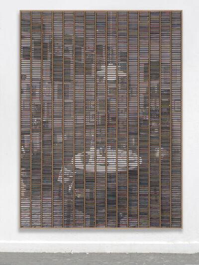 """Gregor Hildebrandt, '""""Blick in die Küche Küche""""', 2019"""