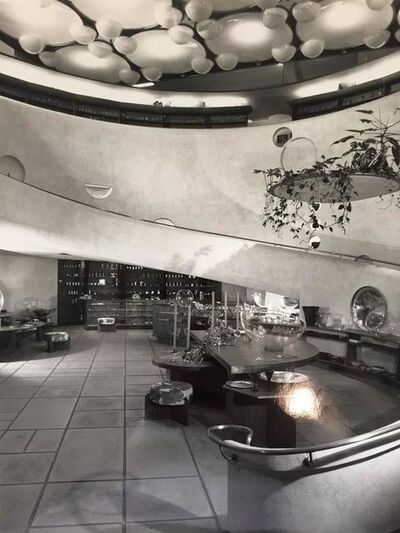 Julius Shulman, 'Architectural Study - Interior', 20th Century