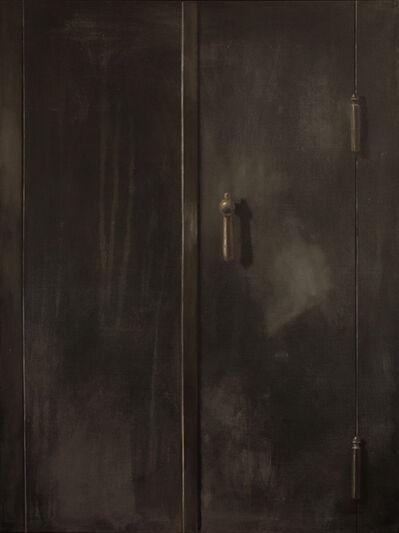 Norman Lundin, 'METAL DOOR #2', 1988