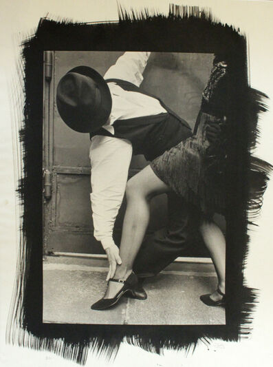 Isabel Muñoz, 'Tango Dance', 1989