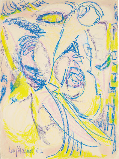 Lee Krasner, 'Untitled', 1962