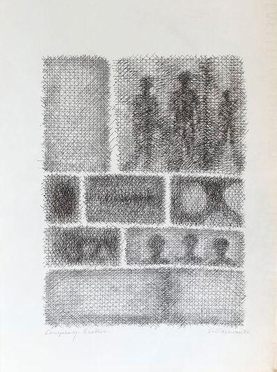 Samia Osseiran Junblat, 'Conspiracy Brothers', 1972