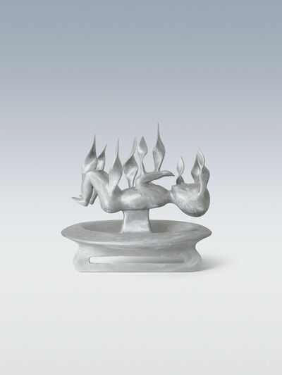 Bruno Gironcoli, 'Burning Child I', 1998-1999