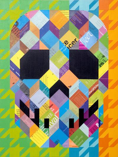Clark Goolsby, 'Skull IV', 2009