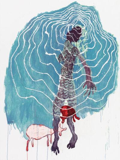Portia Zvavahera, 'Arising from the Unknown', 2019
