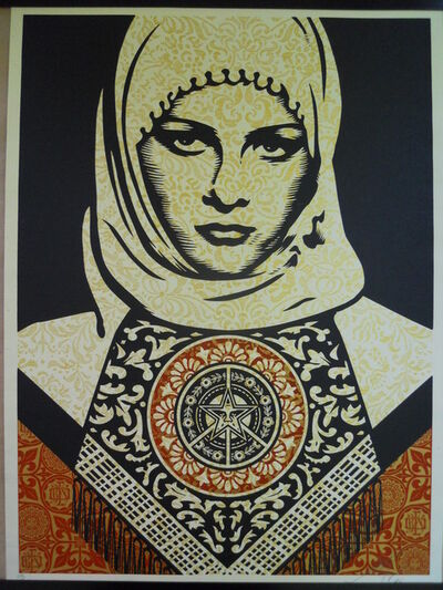 Shepard Fairey, 'Arab Woman', 2006