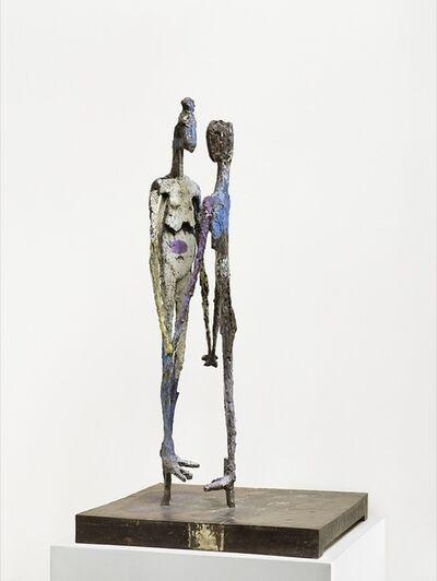 Germaine Richier, 'Le Couple (painted)', 1959