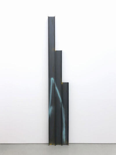 Kaz Oshiro, 'Untitled Steel Beams (3 parts)', 2016