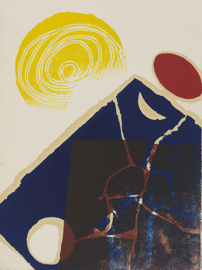 Chen Ting-Shih, 'Day and Night#38', 1976