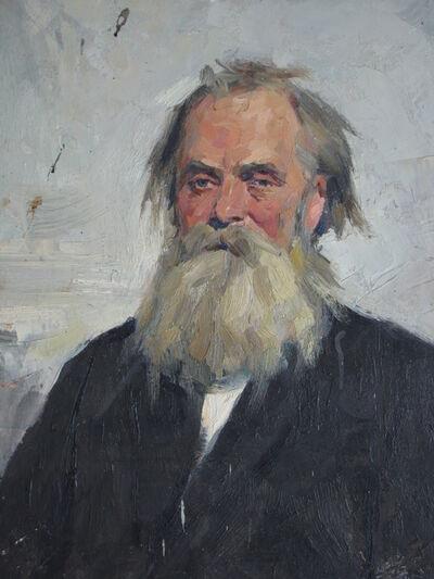 Sergey Mikhaylovich Skubko, 'Portrait', 1960