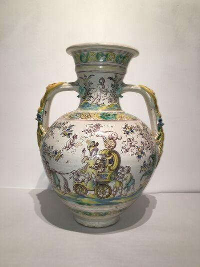 Unknown, ' Talavera ceramic pitcher', 1700