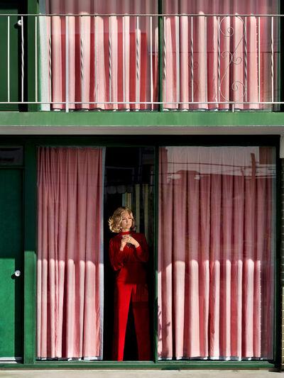 Nadine Rovner, 'Faye, MarLane Motel, No. 1', 2016