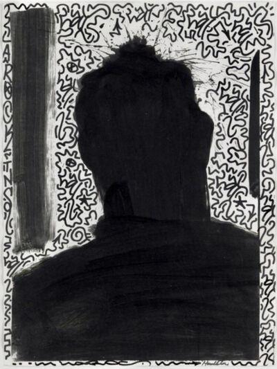 Richard Hambleton, 'Richard Hambleton, LA II (Angel Oritz) - Untitled', 1990