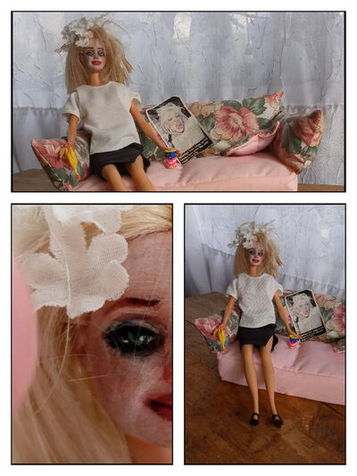 Alison McMahon, 'Courtney Love Doll ', 2009-2015