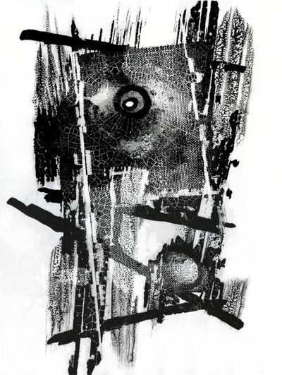 Heinz Hajek-Halke, 'Untitled Lichtgrafik', 1965