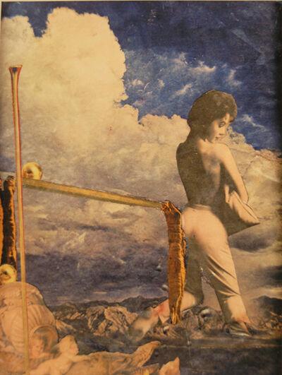 Joseph Cornell, 'Untitled (Andromeda/Jackie Lane)', ca. 1960