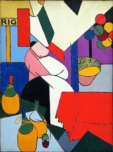 Alberto Magnelli, '  La Foire', 1914