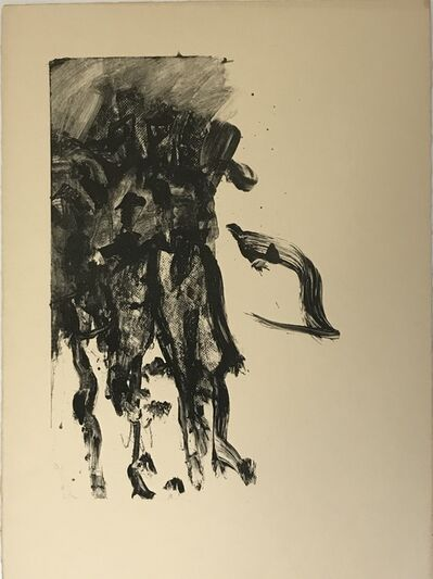 Willem de Kooning, 'Untitled (Litho #4)', 1966