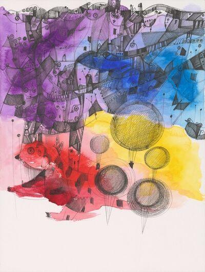 Luka Brase, 'Ballons Energy', ca. 2019