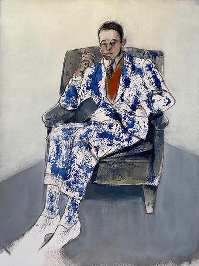 John Casado, ' A Personal Throne', 2021