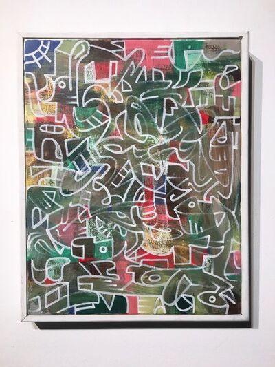 Zeehan Wazed, 'Untitled', 2016