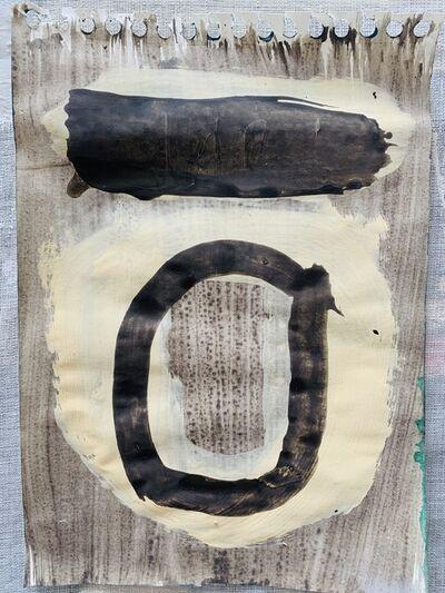 Firouz Farmanfarmaian, 'New Form Paper Study I', 2020