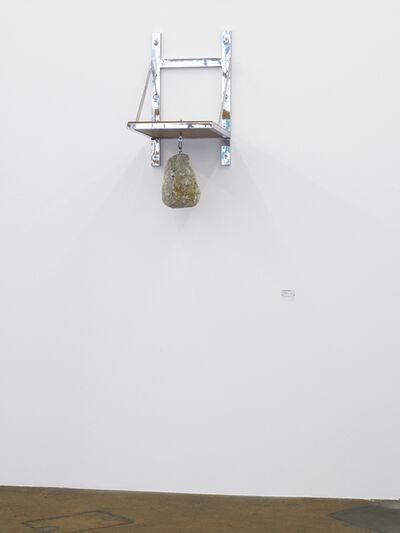 Philippe Ramette, 'Punching-stone', 2008