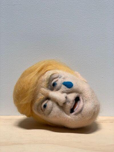 Taravat Talepasand, 'Trump', 2018