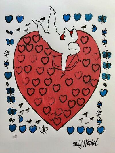 Andy Warhol, 'Cupidon', 1986