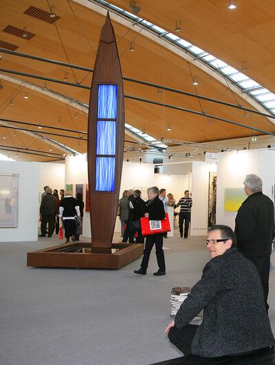 Fabrizio Plessi, 'Mare Verticale (Vertical Sea)', 2009