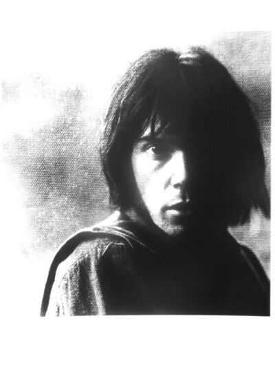Graham Nash, 'Neil Young, 1969'