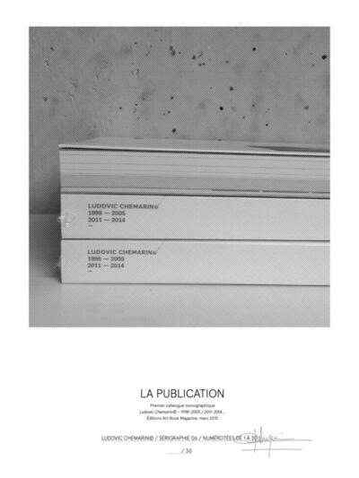 Ludovic Chemarin©, 'La publication', 2017