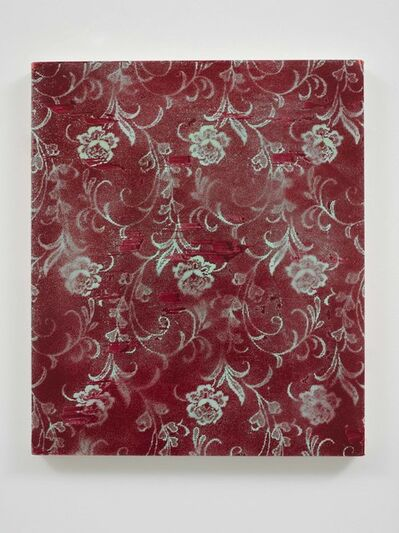 Rachel Howard, '9 Crimson Roses', 2017