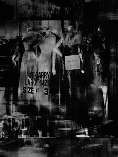 Valérie Belin, 'Downtown Dresses, Manhattan (Reflection)', 2019