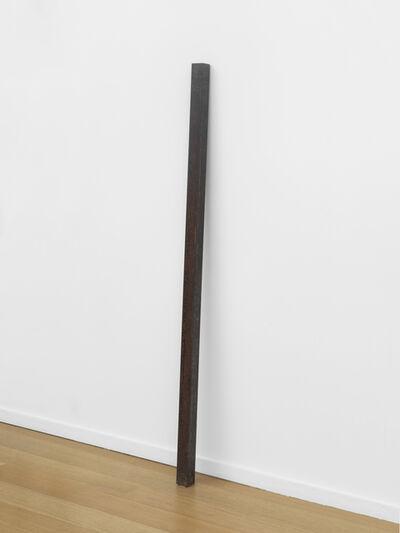 Giovanni Anselmo, 'Cielo accorciato (Shortened Sky)', 1969-1970