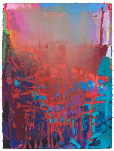 Brian Rutenberg, 'Under the Pines 4', 2020