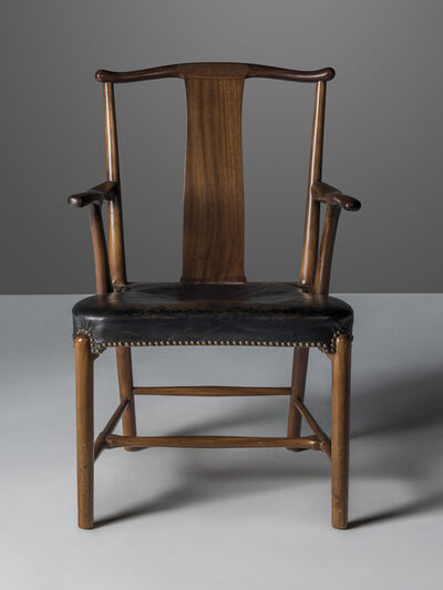 Hans Jørgensen Wegner, 'A rare and important 'China' armchair', circa 1945